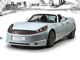 Autosalon Ženeva: Protoscar Lampo – Elektrický roadster ze Švýcarska