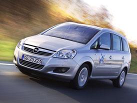 Autosalon Ženeva: Opely Agila, Corsa, Astra, Insignia i Zafira EcoFlex s nižší spotřebou