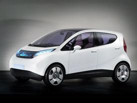 Autosalon Ženeva: Pininfarina BLUECAR - Sériová podoba elektromobilu