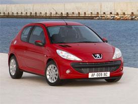 Peugeot 206+: Ceny na českém trhu začínají na 214.900,-Kč