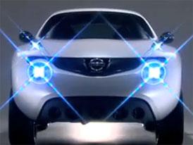 Video: Nissan Qazana – Kompaktní crossover staticky
