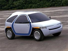 Autosalon Ženeva: Fioravanti TRIS – Úspora nákladů na prvním místě