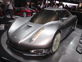 Autosalon Ženeva: Koenigsegg Quant – 512 elektrických plnokrevníků