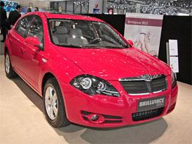 Autosalon Ženeva: Brilliance představil předsériový hatchback BS2 a hotové kombi BS4 Wagon
