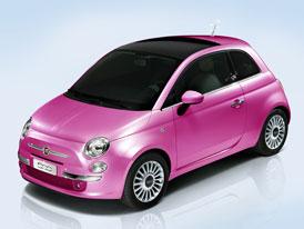 Fiat 500 Barbie: Slavné panence je padesát let