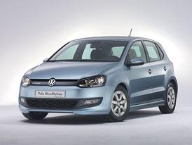 Autosalon Ženeva: VW Polo BlueMotion Concept - Návrat třílitrových Volkswagenů?