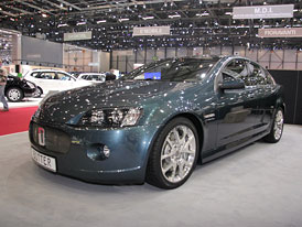 Autosalon Ženeva: Bitter Vero Sport - Konkurent BMW M5 s technikou Holden a Corvette