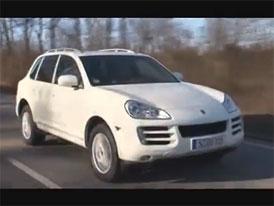 Video: Porsche Cayenne Diesel – Naftové SUV se představuje