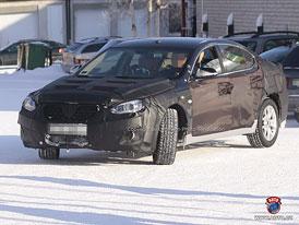 Spy Photos: Nástupce modelu Kia Opirus se Evropa zřejmě nedočká