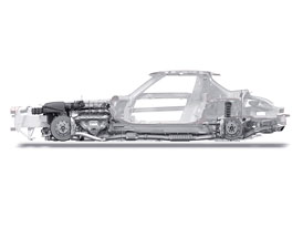 Mercedes-Benz SLS AMG: Technika okřídleného kupé pod lupou