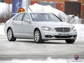 Spy Photos: Mercedes-Benz S - Nový Číňan? (nové foto)