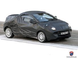 Spy Photos: Stane se Renault Twingo CC nejlevnějším roadsterem na trhu?