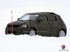 Spy Photos: Suzuki Swift – Nová generace se představí už příští rok