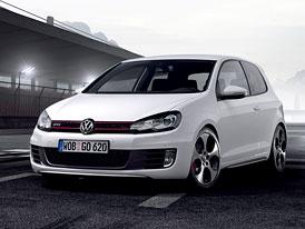 Volkswagen Golf GTI startuje v Německu s cenou 26.500 Euro (cca 712 tisíc Kč)