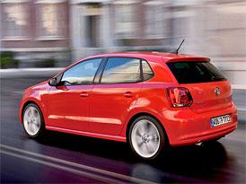 Volkswagen Polo: Ceny v Německu a úplná technická data