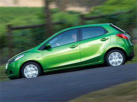Český trh v únoru 2009: Ford Fusion nejprodávanější z dovážených, Mazda 2 zpět v Top 10 mezi malými vozy
