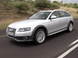 Video: Audi A4 allroad quattro – Pro jízdu i mimo běžné vozovky