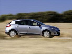 Český trh v únoru 2009: V nižší střední třídě vede Octavia, Cee'd a Megane, Hyundai i30 již šestý