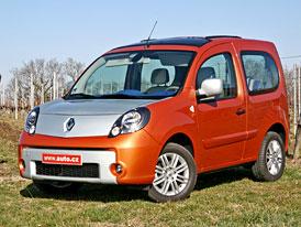 Renault Kangoo Be Bob: První jízdní dojmy