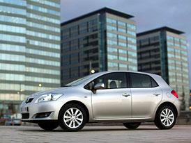 Toyota Auris: Nové motory s vyššími výkony a nižší spotřebou přichází na český trh