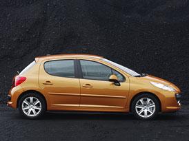 Peugeot 207 Street a StreetPro: Nové akční modely v třísettisícovém pásmu