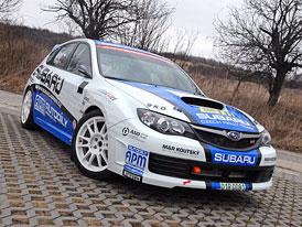 Subaru Impreza WRX STI sk. N pro z�vodn� trat� za 780.800,-K�