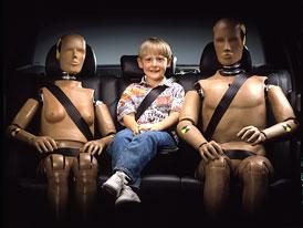 Tříbodové bezpečnostní pásy v osobních automobilech slaví 50 let