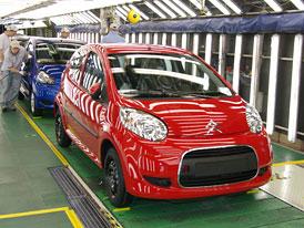 Finanční dopad svolávací akce u PSA bude minimální, koncern chce expandovat v Asii
