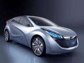 Hyundai BLUE-WILL: Koncept hybridn�ho vozu pro Soul