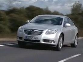 Video: Opel Insignia ecoFLEX – Úsporná verze evropského Automobilu roku