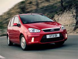 Český trh v únoru 2009: Trh vozů MPV se meziročně zmenšil, mezi středními a velkými MPV uspěl Ford