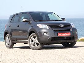 Toyota Urban Cruiser: Prvn� j�zdn� dojmy