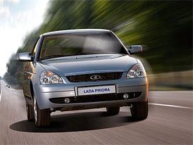 Automobilka Nissan by prý mohla koupit podíl v AvtoVAZu