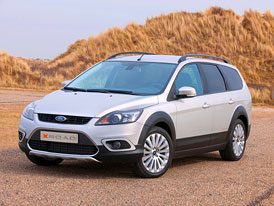 Ford Focus X Road: Další kombi se vzhledem off-roadu