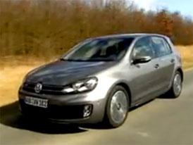 Video: Volkswagen Golf GTD – Nový sportovec se vznětovým motorem