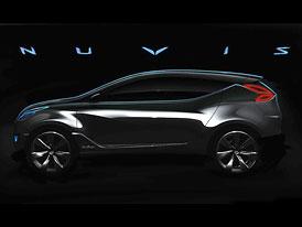 Hyundai Nuvis: Koncept pro autosalon v New Yorku