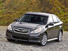 Subaru Legacy: Pátá generace se představí příští týden v New Yorku