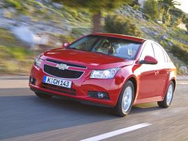 Autobest 2010: V�t�zem je Chevrolet Cruze, �koda Yeti t�et�