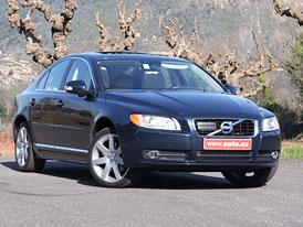 Volvo S80 D5 (151 kW): První jízdní biturbo dojmy