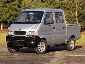 Dong Feng Motor Mini: Čínský minináklaďáček na českém trhu