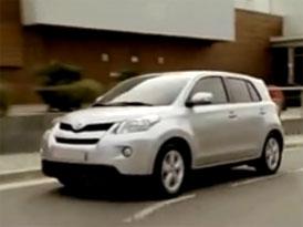 Video: Toyota Urban Cruiser – Nový crossover do města