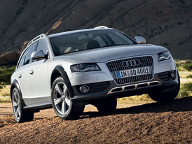 Audi A4 Allroad quattro: Ceny na českém trhu začínají na 1,1 milionu Kč
