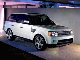 Range Rover Sport 2010: Sportovnější sport