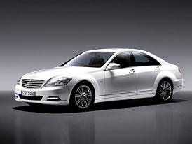 Mercedes-Benz: Facelift třídy S oficiálně – rozsáhlá modernizace a hybrid v sériové verzi