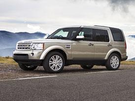 Land Rover Discovery 4:  Disco 2010 v New Yorku