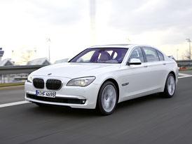 Český trh v 1.Q 2011: Luxusní kategorii vládne Audi A8 a BMW 7