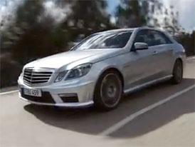 Video: Mercedes-Benz E 63 AMG – Nejvýkonnější zástupce řady