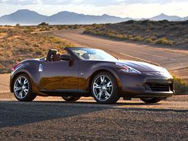 Nissan 370Z Roadster: Nové zetko bez střechy