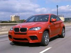 Video: BMW X5 M a BMW X6 M – Výkonná SUV v pohybu