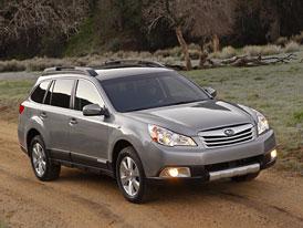 Subaru Outback: Světová premiéra společně s novým Legacy